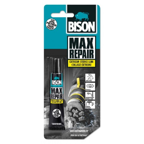 BISON MAX REPAIR TUBE 20 GRAM (BLISTER)                        BISON
