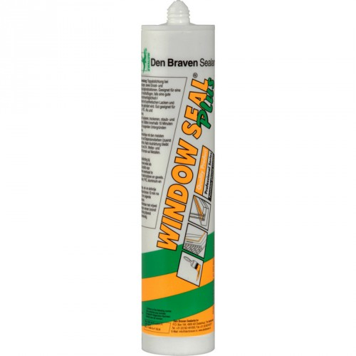 ZWALUW WINDOW SEAL TRANSPARANT 310ML