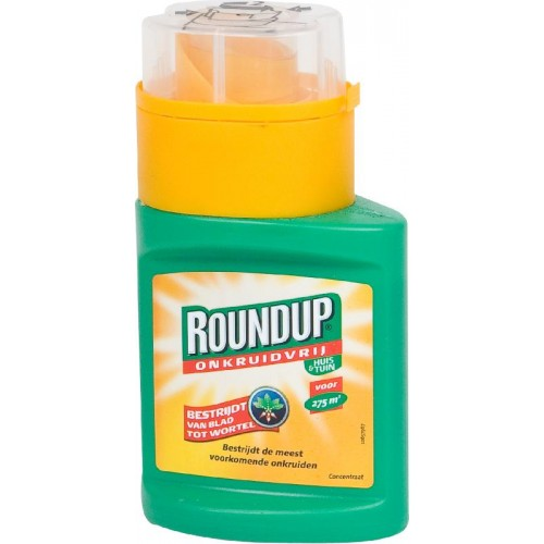 ROUNDUP CONCENTRAAT 140 ML FLES