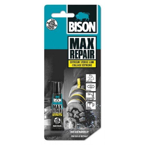 BISON MAX REPAIR TUBE 8 GRAM (BLISTER) BISON