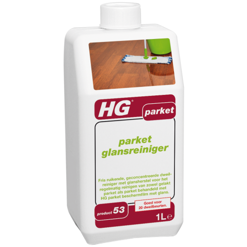 HG PARKET WASH & SHINE PRODUCT 53 1 LTR.