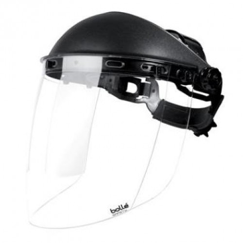 SPHERE - SPHEREFACE SHIELD,CLEAR PC, BOLLE