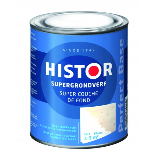 HISTOR PERFECT BASE SUPERGRONDVERF WIT 750ML