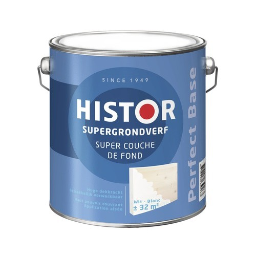 HISTOR PERFECT BASE SUPERGRONDVERF WIT 2.5 L