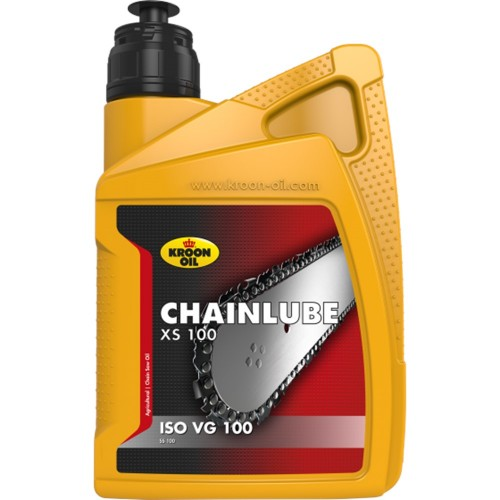 KROON KETTINGZAAG OLIE CHAINLUBE XS 100 1 L FLACON