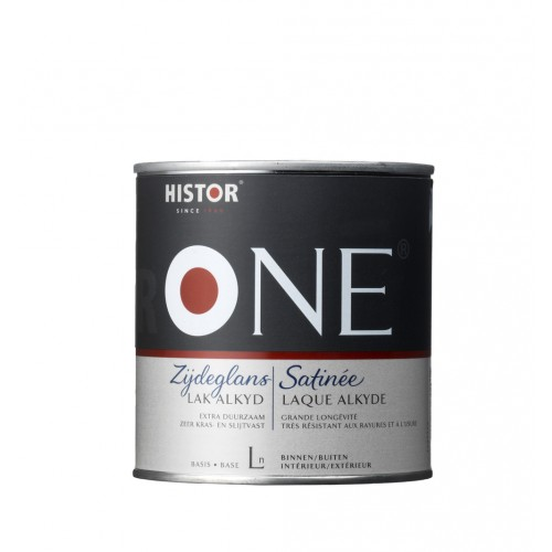 500 ML HISTOR ONE LAK SATIN ALKYD