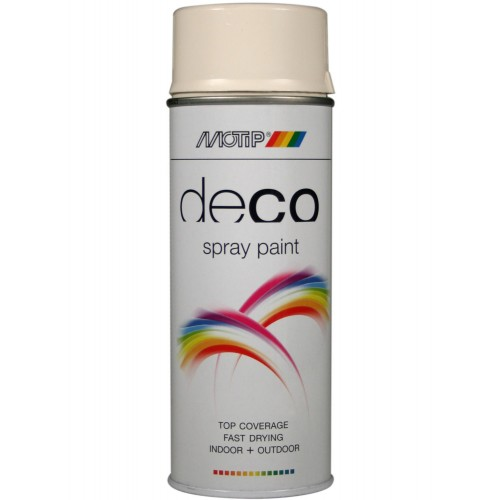 COLORS COLOURSPRAY HOOGGLANS RAL 9001 CREME-WIT 400 ML