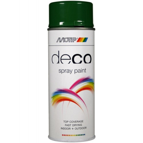 COLOURSPRAY HOOGGLANS RAL 6002 BLADGROEN 400 ML