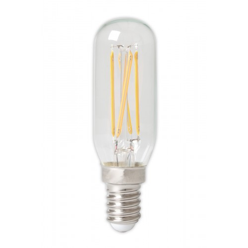 CALEX LED FULL GLASS FILAMENT TUBELAR-TYPE LAMP 240V 3,5W E14 T25X85,
