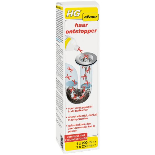 HG HAARONTSTOPPER 450 ML