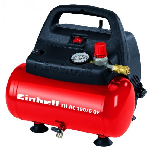 TH-AC 190/6 OF COMPRESSOR EINHELL