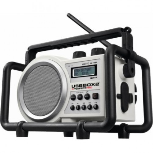 PERFECTPRO RADIO USB BOX 2 WIT